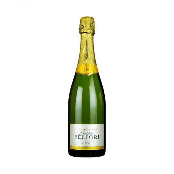 Champagne Christian Peligrí