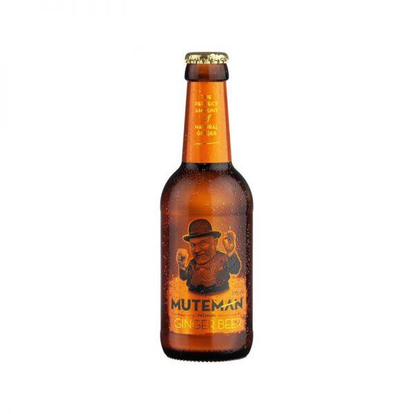 Ginger Beer Muteman