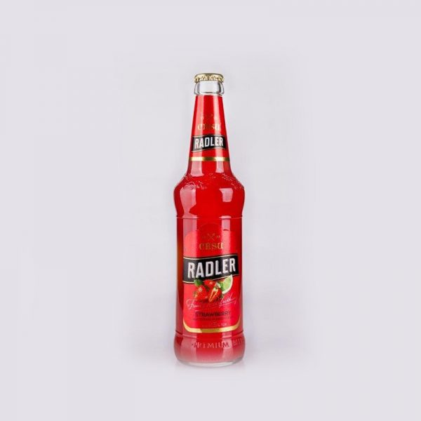 Radler strawberry 2.5%