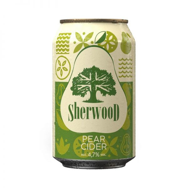 Sherwood Pear Cider